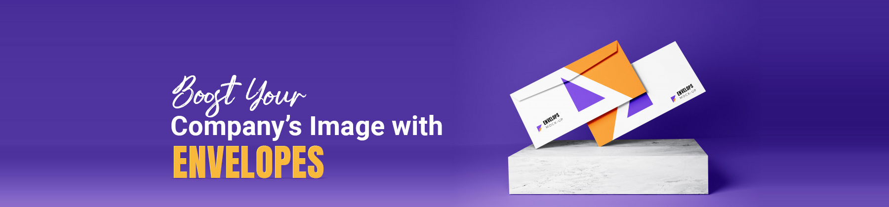 Boost Your Company's Image with Envelopes